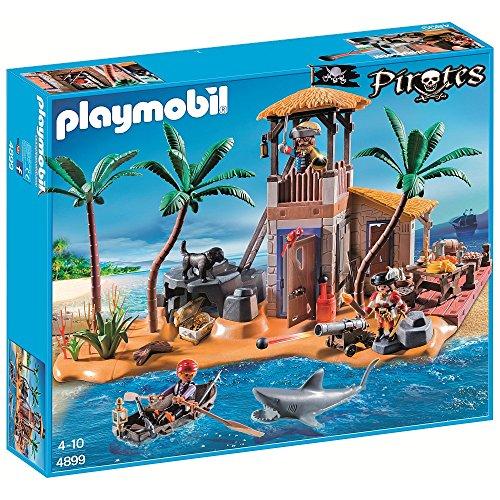 Playmobil 4899Bahía Pirata Juguete