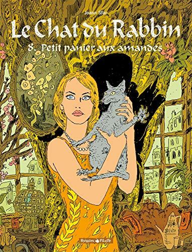 Le Chat du rabbin (8) : Petit panier aux amandes.