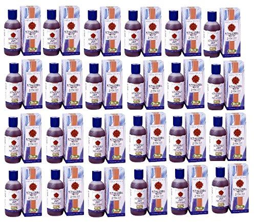 DERBE - SCIADERBE HENNE' 24 CONFEZIONI DA 200 ml shampoo delicato per capelli ramati