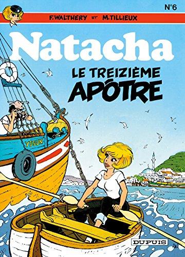 Natacha - tome 6 - LE TREIZIEME APOTRE