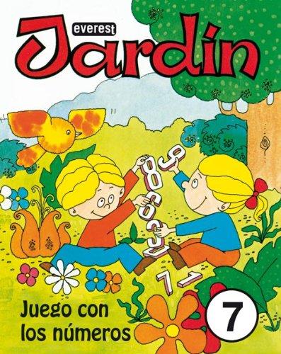 Jardín. Juego con los números 7-9788424172718