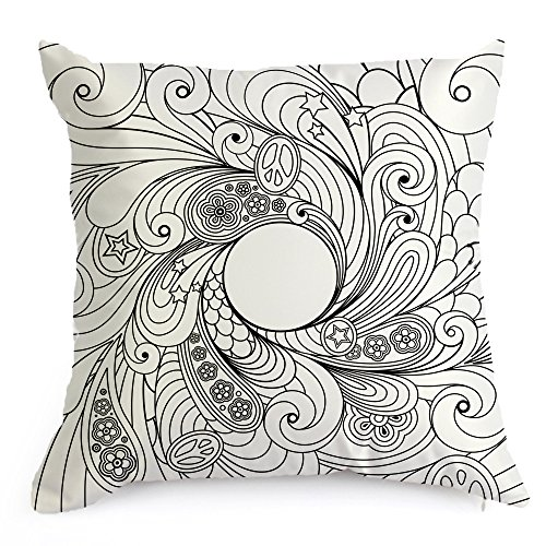 zanza-color-in-diy-graffiti-colorazione-decorativo-federa-cuscino-45-cm45-cm-partern-square-18-nylon