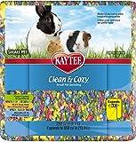 Kaytee 800030 Clean & Cozy Streu für kleine Haustiere / Nager / Hamster, 99.9 % staubfrei, Geruchskontrolle - 12.3 Liter, Geburtstagskuchen