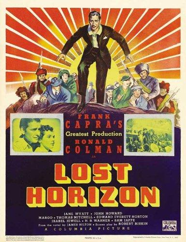 Lost Horizon Plakat Movie Poster (27 x 40 Inches - 69cm x 102cm) (1937) B