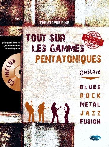 Tout Sur Les Gammes Pentatoniques Guitar...