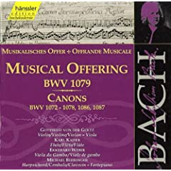 Musical Offering, BWV 1079: Canon 5. a 2 per Tonos