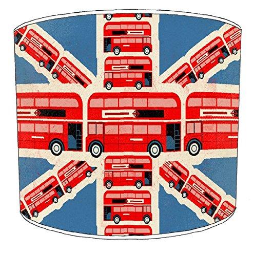 30,5cm Tabelle bus union jack Lampenschirmes -
