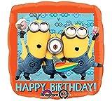 Folienballon * MINIONS * für Kindergeburtstag oder Motto-Party // aus dem Film
