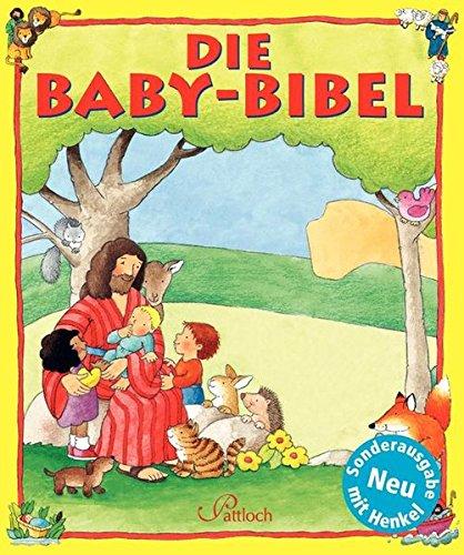 Die Baby-Bibel mit Henkel