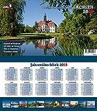 Sachsen 2018 3-Monatskalender: Praktischer Monatsplaner mit sächsischem Kalendarium