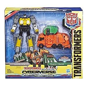 Transformers - Cyberverse Spark Armor Grimlock (Hasbro E4330ES0)