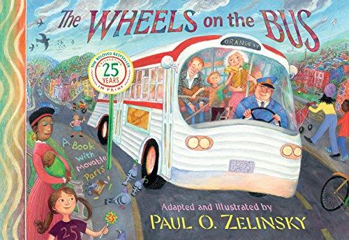 Wheels On The Bus por Paul Zelinsky