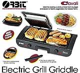 Orbit Cavali Electric Grill Griddle