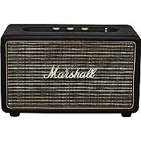 Marshall 5008679 enceinte portable - enceintes portables (Avec fil &sans fil, Courant alternatif, 50 - 20000 Hz, Mobile phone / Smartphone, Intégré, Noir)