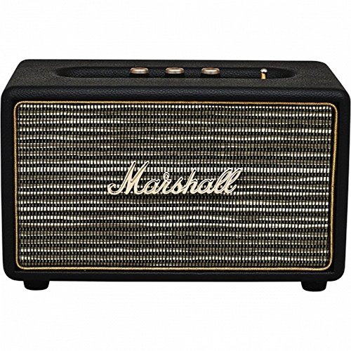 marshall M-ACCS-10126 Acton Speaker with Bluetooth - Black