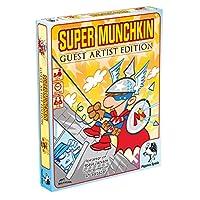 Pegasus-Spiele-17234G-Super-Munchkin-Guest-Artist-Edition-Art-Baltazar-Version