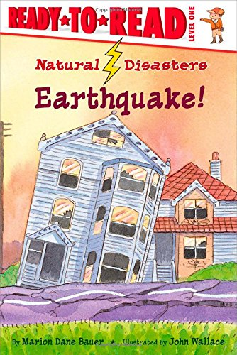 Earthquake! (Ready-to-Read: Level 1) por Marion Dane Bauer