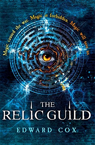 Cover of The Relic Guild