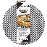 Toastabags Pizza-Gitter, Doppel-Pack, Schwarz, 32cm