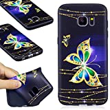 Samsung Galaxy S7 Edge / G935 Hülle Silikon, Lomogo Schutzhülle Stoßfest Kratzfest Handyhülle Case für Samsung Galaxy S7Edge - BIFE25373 #3