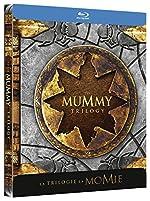 La Momie - La Momie + Le Retour de la momie + La Momie - La tombe de l'Empereur Dragon [Édition SteelBook]