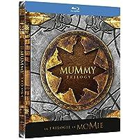 La Momie - La trilogie : La Momie + Le Retour de la momie + La Momie - La tombe de l'Empereur Dragon