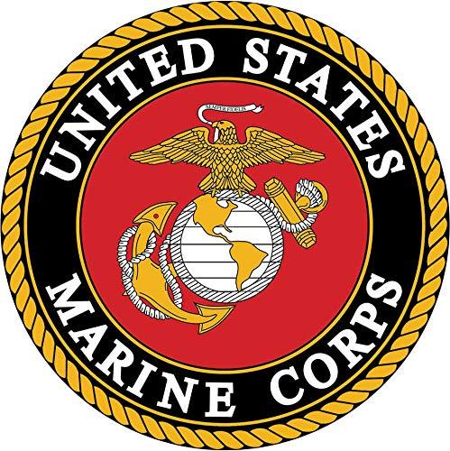 OTA Aufkleber Vinyl Marine Corps Auto Aufkleber USMC USA Soldat Militär Fenster LKW Motorrad Chopper Van SUV PPV Scrapbook Handy Tasche Laptop Tür Helm Gepäck Armee -