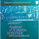 Bach: Brandenburgische Konzerte 1-6 (Erstaufnahme der Urfassung) [Vinyl Schallplatte] [2 LP Box-Set]