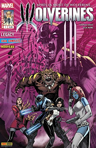 Wolverines 1/4