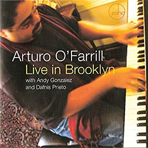 Live in Brooklyn [Import anglais]