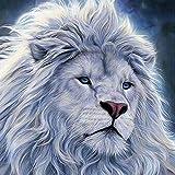 Peinture Diamant 5D Complet Lion Enfant DIY DAY8 Broderie de Diamants Point de Croix...