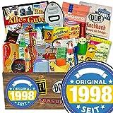 Original seit 1998 | DDR Korb | 24tlg. Geschenkbox mit Ost Spezialitäten