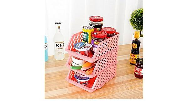 Kühlschrank Organizer Stapelbar : Sorliva kühlschrank organizer kühlschrank stapelbar verstellbarem