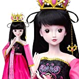 Lolita Princes 1/3 BJD Doll Full Set 24 inch Girl 19 jointed Dolls Surprise Gift Custom-made / Free Make-up + Free Clothes