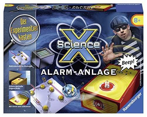 Ravensburger Science X 18192 - SinceX Alarmanlage