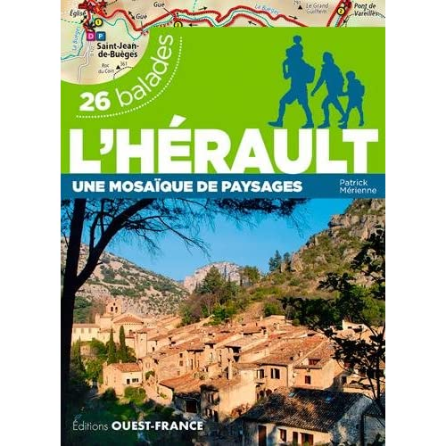 L'Hérault : 26 balades