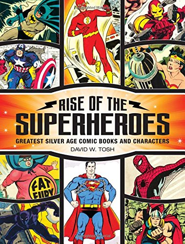 Rise of the Superheroes: Greatest Silver Age Comic Books and - Dc Lantern Comics Black