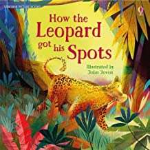 How the Leopard Got His Spots (First Reading)