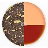 India's Original Masala Chai - Spiced Chai Tea, Loose Leaf Tea, 3.53oz/100g (Makes 35-40 Cups) - Delicious blend of Assam CTC Black Tea with Fresh Indian Spices - Cardamom, Cinnamon, Black Peppercorn & Cloves - Perfect Tea for Chai Latte Recipe