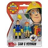 Feuerwehrmann Sam - Spiel Figuren Set - Sam & Norman FS91056 Vergleich