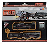 #8: Battery Operated Express Train Set for Kids (3+ Years)