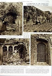 MARINE 1952 DE L'ENTREPÔT TUDOR DEPTFORD ÉTABLISSANT LA VIEILLE COPIE