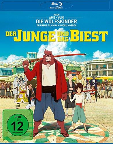 Bild von Der Junge und das Biest [Blu-ray]