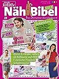 Simply kreativ - Näh-Bibel Volume 8: Das ultimative Standardwerk für Einsteiger und Fortgeschrittene (inkl. DVD)