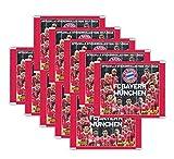 Panini - FC Bayern München Offizielle Stickerkollektion 2017/18 - 10 Booster Packungen 50 Sticker - Deutsche Ausgabe