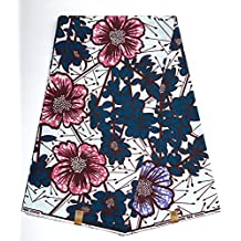 WAX PAGNE TISSU AFRICAIN COLLECTION TYPE SUPER « SOFT COTON » Coupon 6 YARDS réf AN