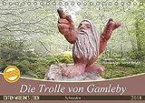Die Trolle von Gamleby - Schweden - Skulpturen von Jan Pol (Tischkalender 2018 DIN A5 quer): Entdecken Sie Schwedens sagenumwobene Trolle von Gamleby ... Kunst) [Kalender] [Apr 01, 2017] Teßen, Sonja