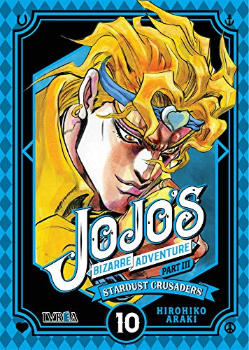 Jojo's Bizarre Adventure 3. Stardust Crusaders 10