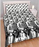 Star Wars Episode VII Awaken Stormtrooper Double Duvet Cover and Pillowcase Set