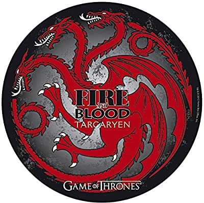 "ABYstyle ABYACC145 Game Of Thrones ""Targaryen"" Mousepad"